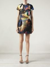 Far Fetched. Funktional Cosmic Print Dress. American Rag.