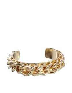 ASOS. Chain Cuff Bracelet.
