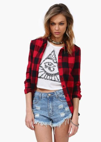 Necessary Clothing. http://www.necessaryclothing.com/mad-for-plaid-shirt-red-l.html