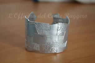 bracciale alluminio