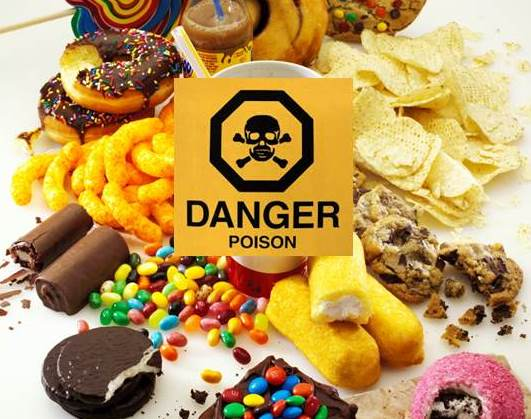 poisons in food