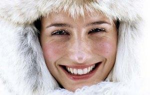 winter care beautiful skin