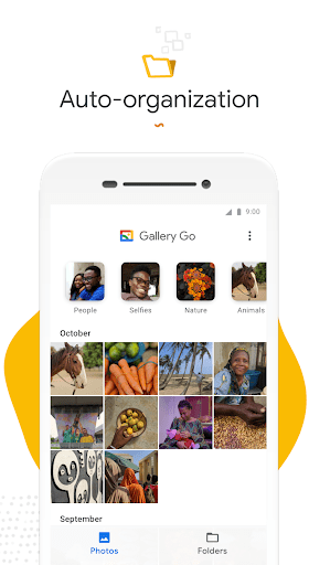 Google Gallery Go Apk