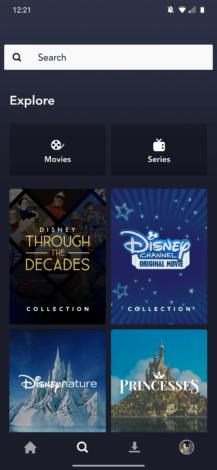 screenshot-Disney-Plus-App-Apk