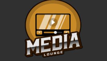 Screenshot of Media Lounge