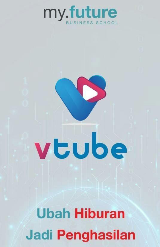 Screenshot of VTube App