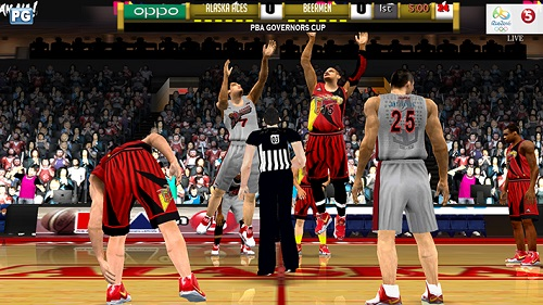 Screenshot of PBA 2k20 Apk
