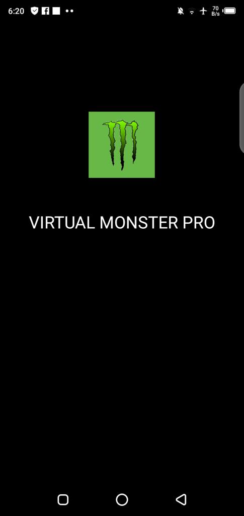 Screeenshot of Virtual Monster Pro Apk