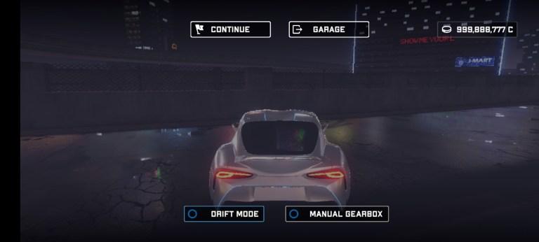 Screenshot of CrashMetal App