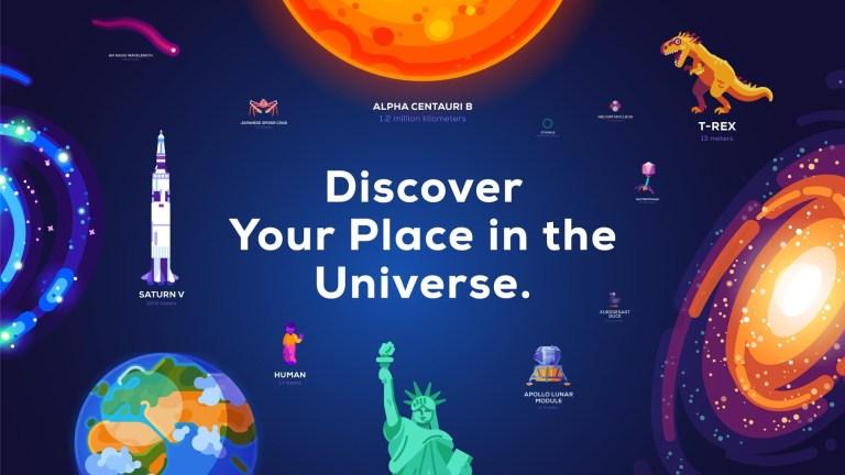 Screenshot of Universe In A Nutshell