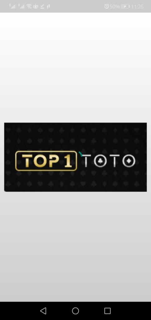 Screenshot of Top1toto Apk