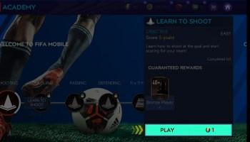 Screenshot of FIFA Mobile 21 Apk