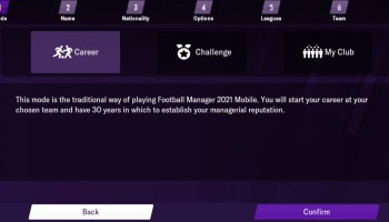 Screenshot of FM 21 Mobile Apk