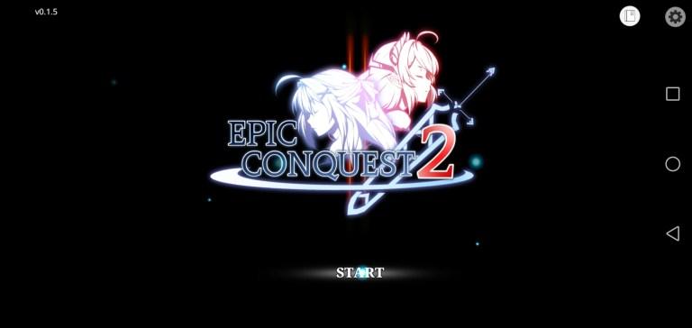 Screenshot of Epic Conquest 2 Apk