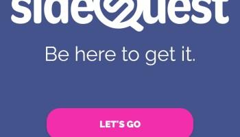 Screenshot of Sidequest Apk