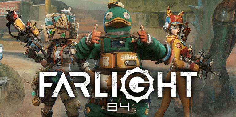 Screenshot of Farlight 84 Game