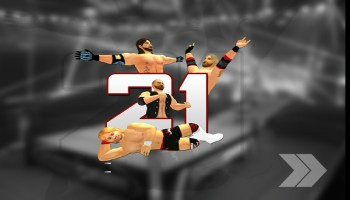 Screenshot of WR3D 2K21 Apk