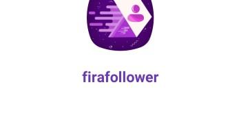 Screenshot of FiraFollower Apk