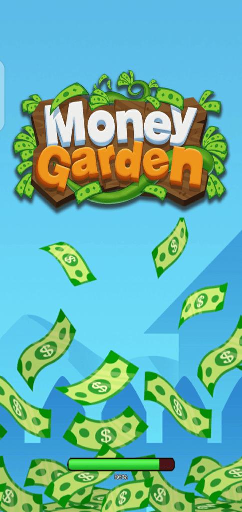 Screenshot of Money Garden
