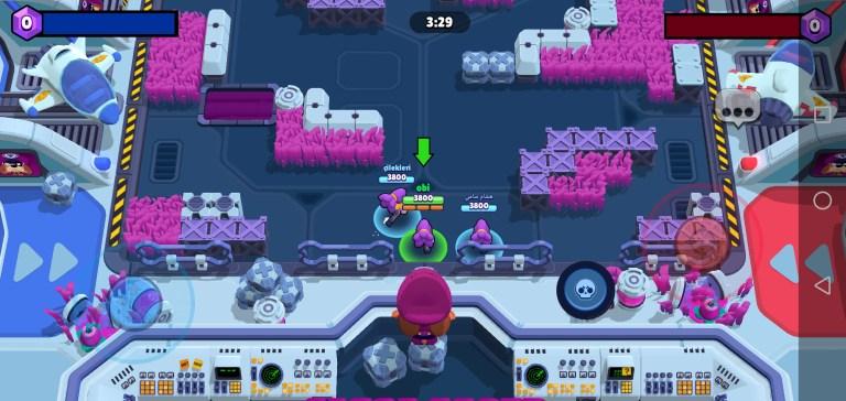 Screenshot of Nulls Brawl Alpha Belle App