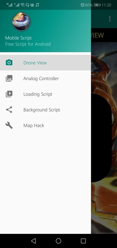 Screenshot of Script ML Apk