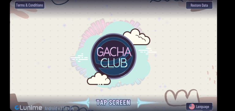 Screenshot of Screenshot of Gacha Cute
