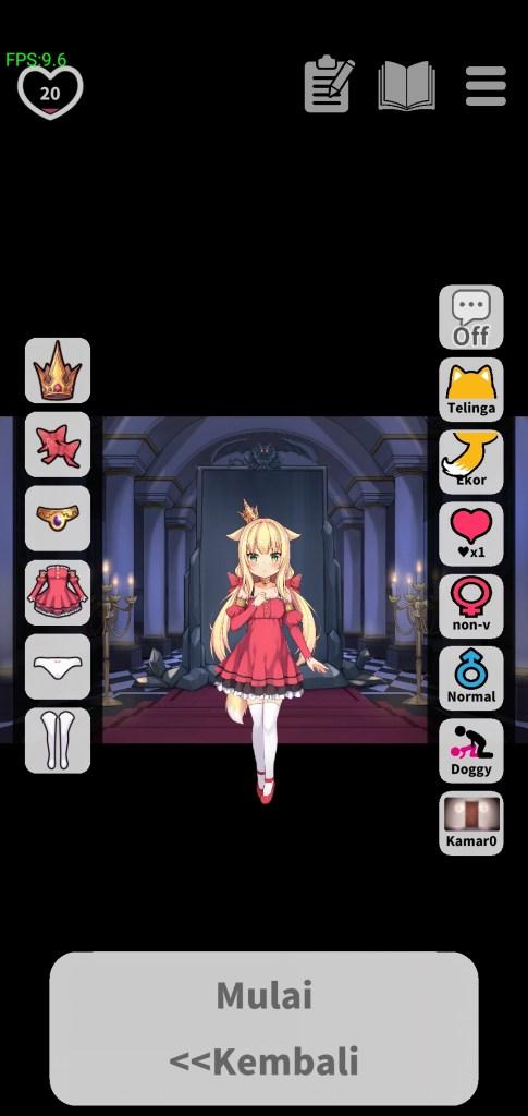 Screenshot of The Dog Princess  Game