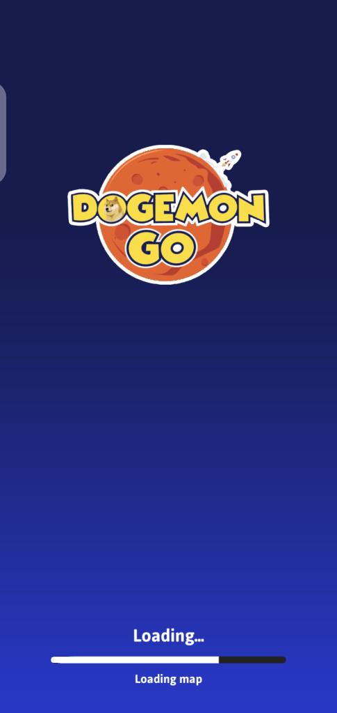 Screenshot of Dogemon Go Apk