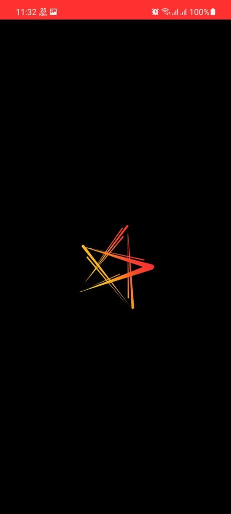 Screenshot of RedStar TV