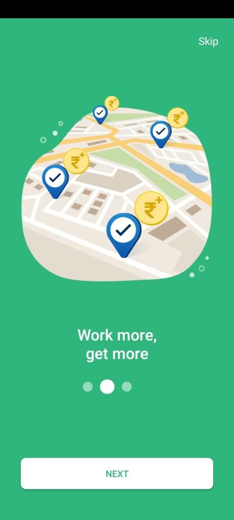 Screenshot of KarmaLife App