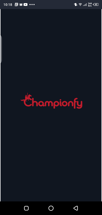 Screenshot of Championfy Apk