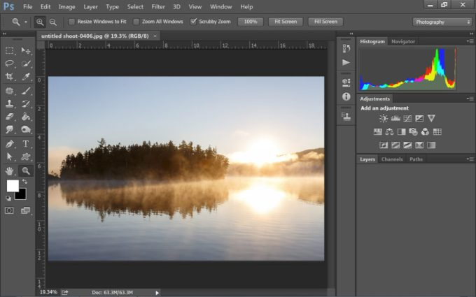 photoshop cc free download latest version