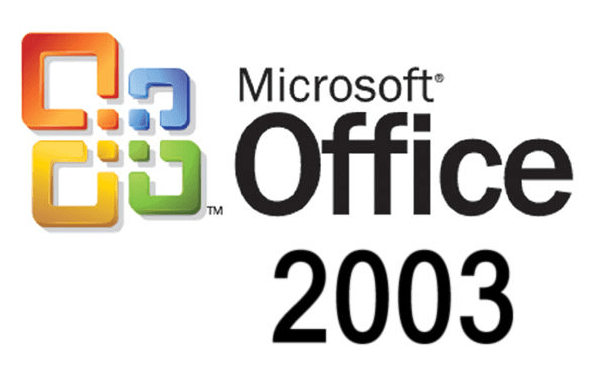 microsoft office 2003 version