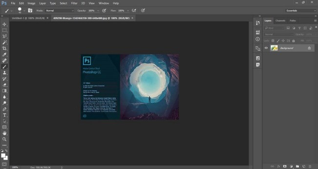 Adobe Photoshop CC 2015 image editing tool torrent