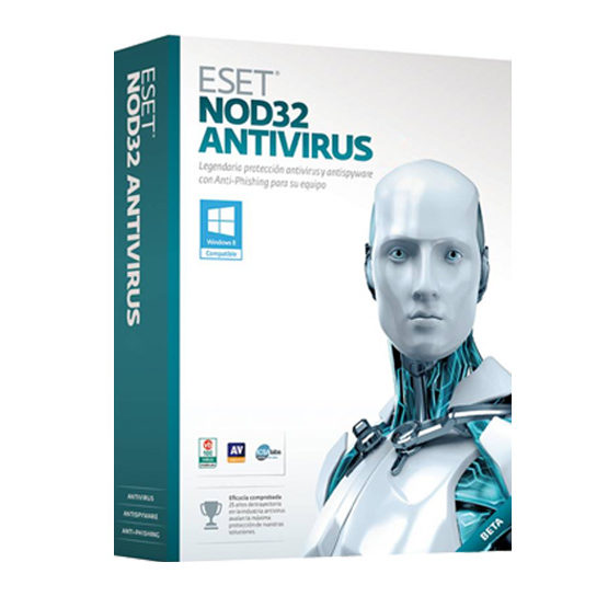 ESET NOD32 Antivirus 11 feature image