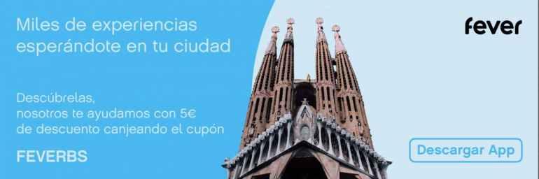 Barcelona Secreta: FEVERBS discount coupon