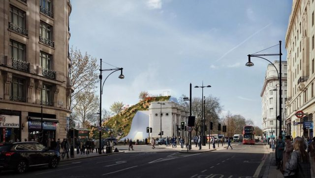 Marble Arch Hill