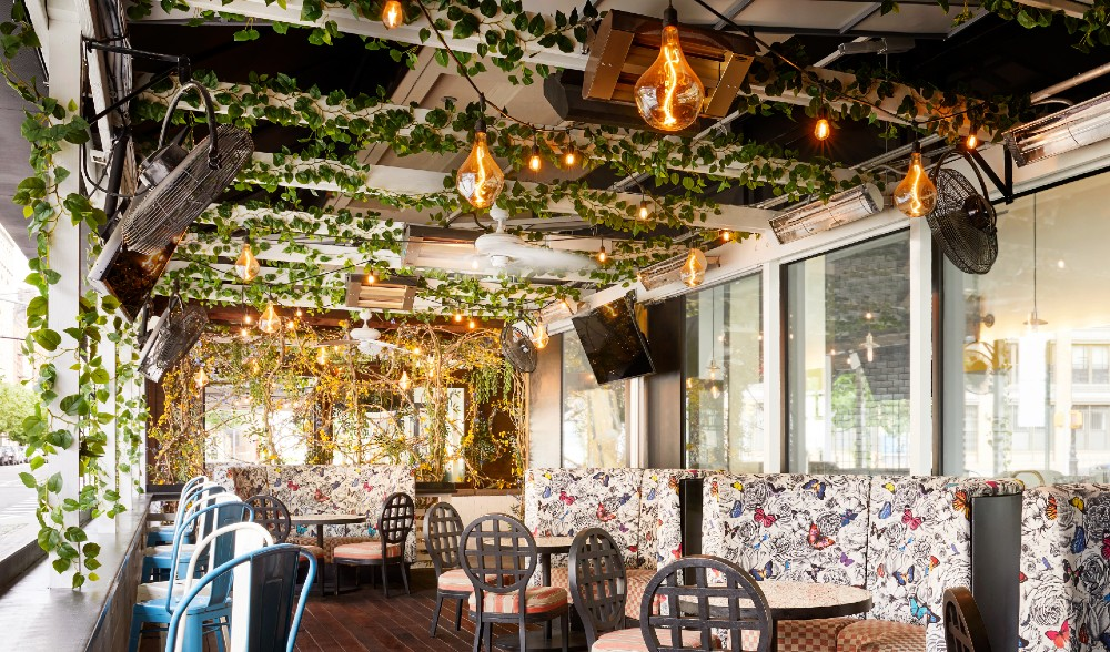 28 Heated Outdoor Dining Spots In Nyc For Staying Cozy In The Cold Weather Secret Nyc