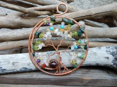 Goddess Tree of Life Suncatcher