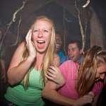 Busch Gardens Howl-O-Scream Zombie Mortuary