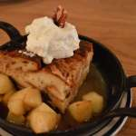 American Q Bread Pudding