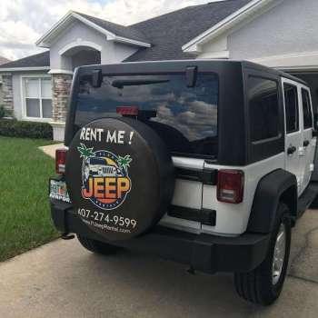 Florida Jeep Rental