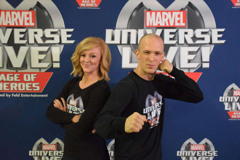 Marvel Universe LIVE! Age of Heros
