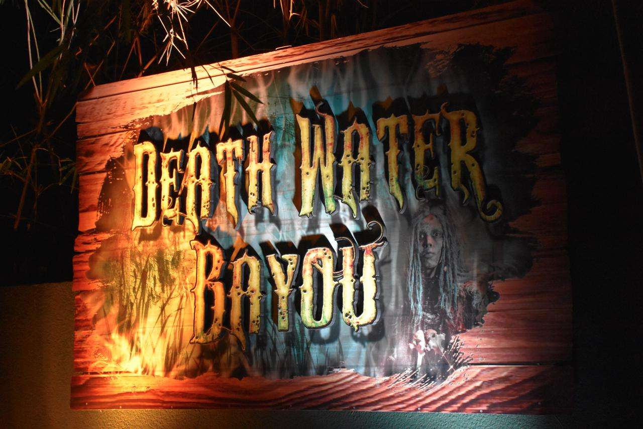 Howl o scream 2017 review a frightfully great time off on the go for Bush garden howl o scream 2017