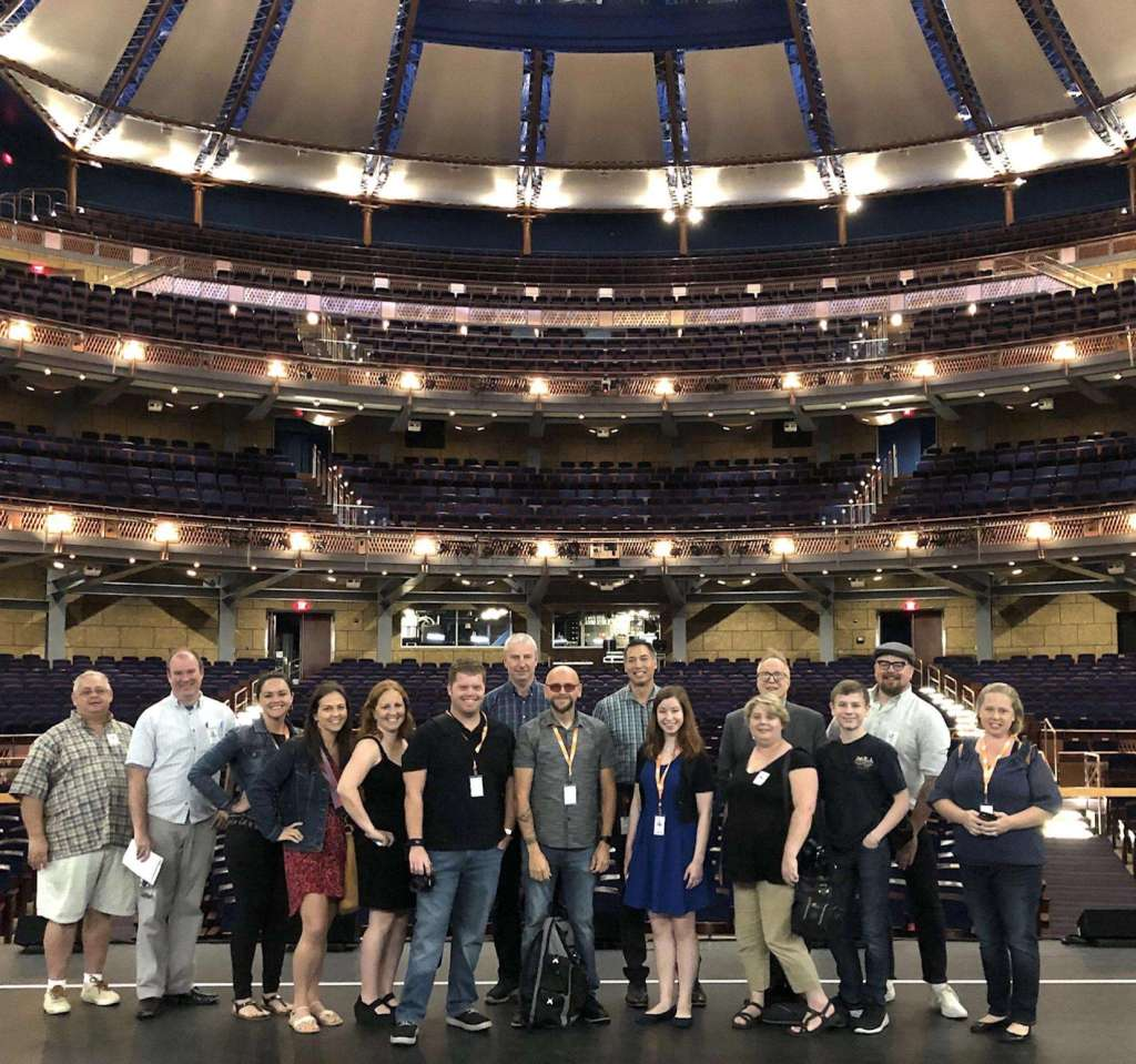 Dr. Phillips Center Backstage Tour