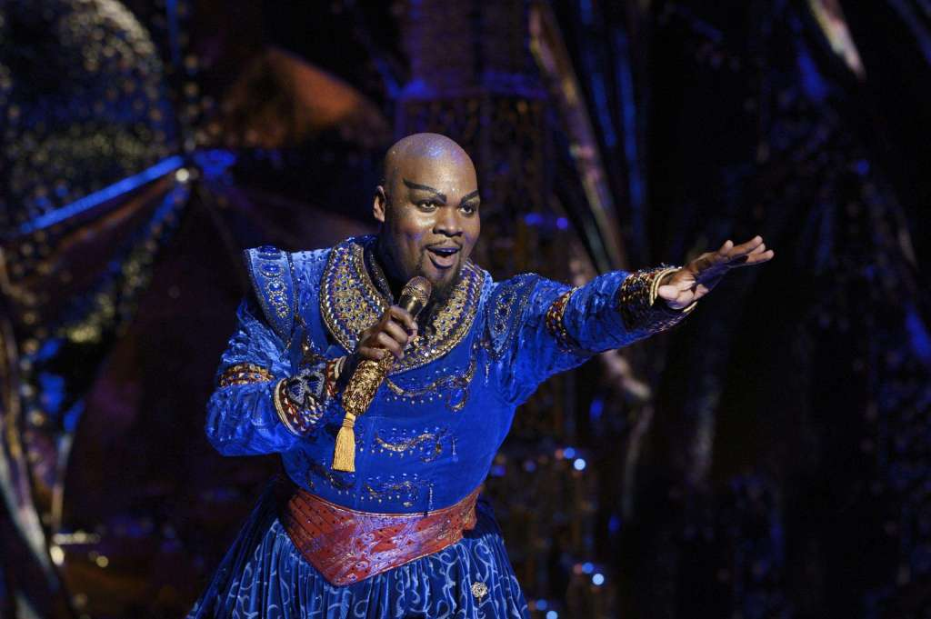 Aladdin at the Dr. Phillips Center for the Performing Arts