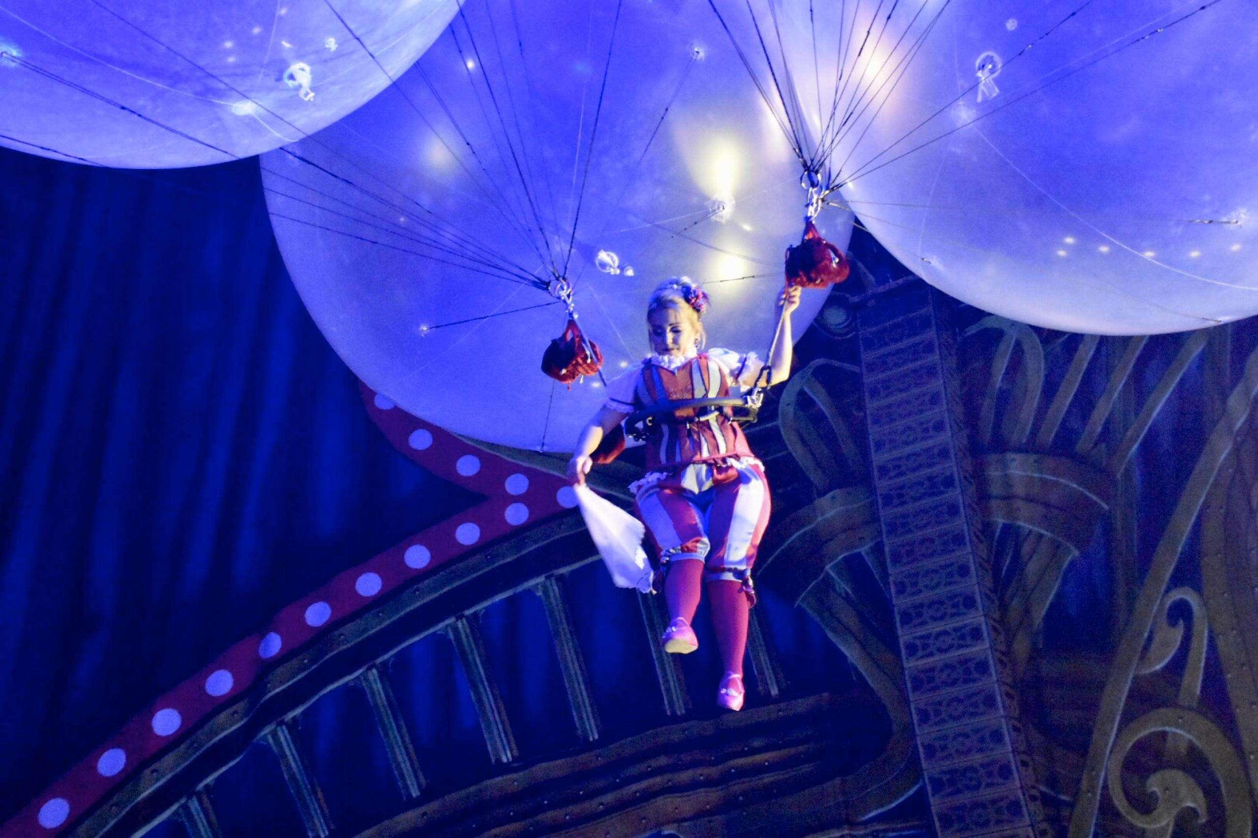 Corteo by Cirque du Soleil