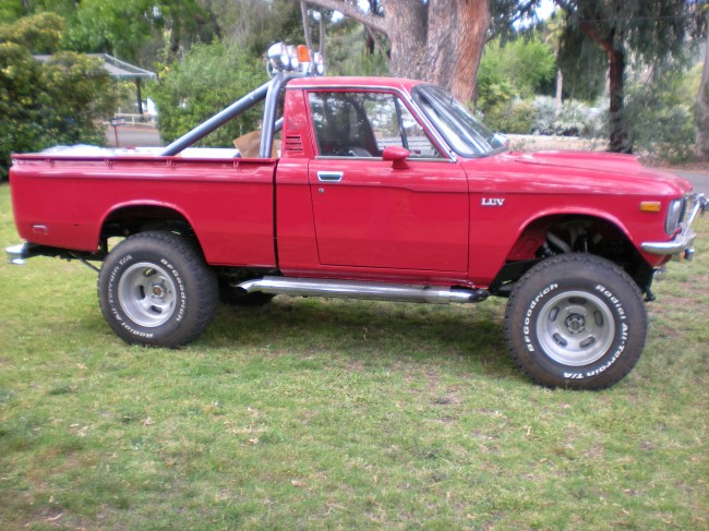 Mike S 1972 Chevrolet Luv 4 215 4 Pickup
