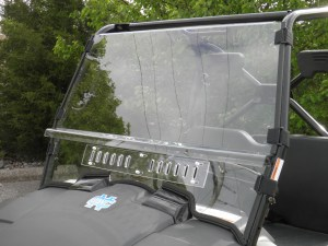 Front and Rear Windshields