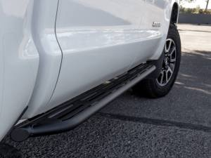 Toyota Tundra ADD Lite Side steps in Hammer Black
